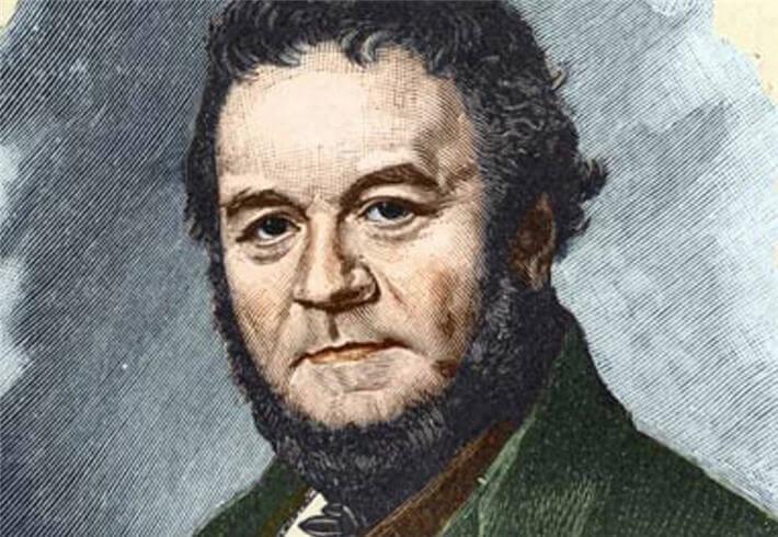 Fransız yazar Stendhal  tarihte bugün
