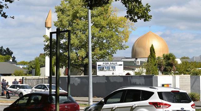 Yeni Zelanda Camiye Terör Saldırısı