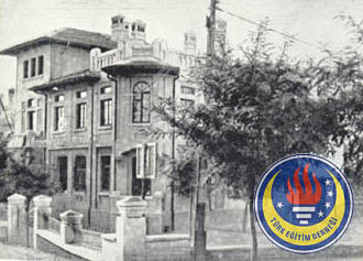 Türk Eğitim Derneği (TED) Ankara'da kuruldu. tarihte bugün