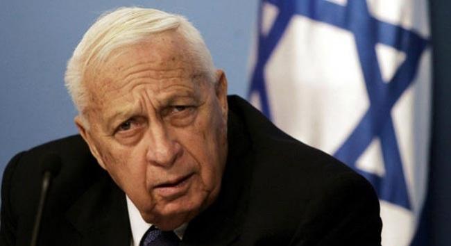 İsrail'in eski başbakanı Ariel Şaron hayatını kaybetti.  tarihte bugün