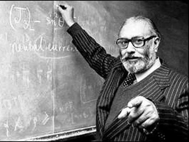 Nobel Fizik Ödülü Sahibi Abdus Salamın doğum günü
