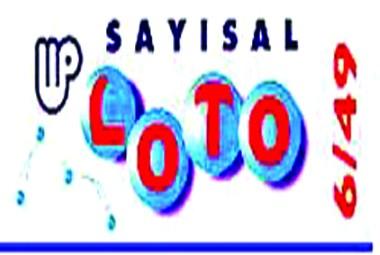 Sayısal Loto 2 Ocak 2010 Çekilişi