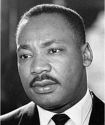 Martin Luther King Jr. Memphis'te öldürüldü.  tarihte bugün