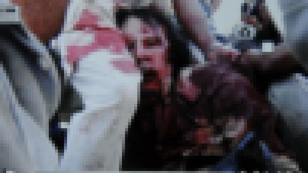 Libya firari lideri Muammer Kaddafi öldürüldü. tarihte bugün