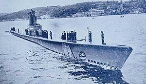 Deniz Kuvvetleri'ne bağlı Dumlupınar denizaltısı, NATO tatbikatından dönerken 86 kişilik mürettebatı ile battı. tarihte bugün