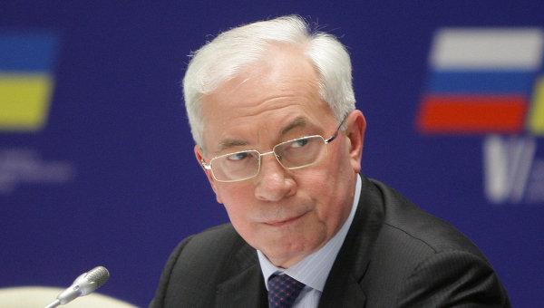 Ukrayna Başbakanı Mikola Azarov istifa etti
