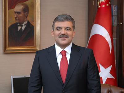 Recep Tayyip Erdoğan Cumhurbaşkanlığına aday olarak Abdullah Gül'ün ismini açıkladı  tarihte bugün