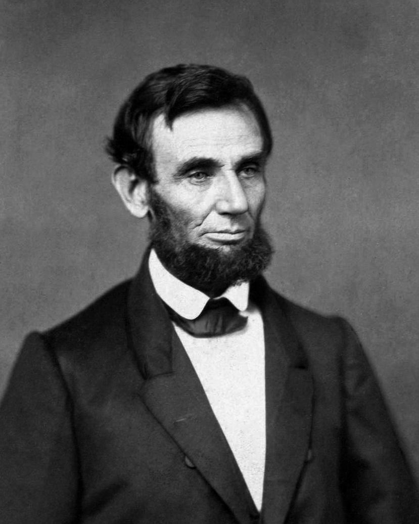 Abraham Lincoln Amerika Birleşik Devletleri başkanı seçildi. tarihte bugün