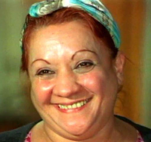 Sinema ve tiyatro sanatçısı Adile Naşit. tarihte bugün