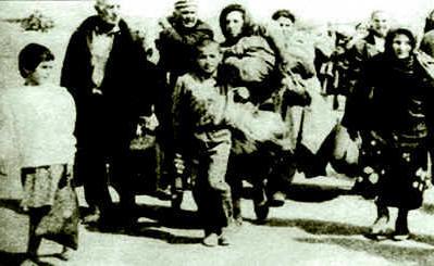 Ahıska Türkleri Ahıska'dan sürüldü. tarihte bugün