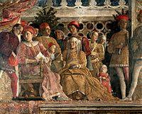 Andrea Mantegna Italyan Ressam öldü