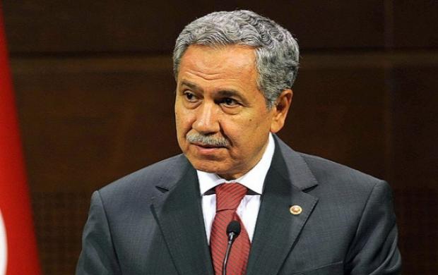 Hükümet sözcüsü ve Başbakan yardımcısı Bülent Arınç Bakanlar Kurulu toplantısı sonrası açıklamalar yaptı. İstifa et diyen İ.Melih Gökçek'e: