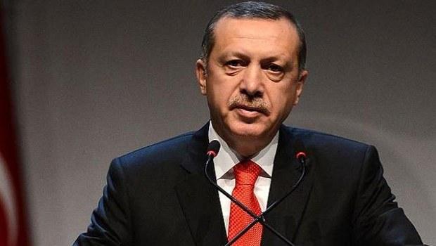 Cumhurbaskanı adayı Recep Tayyip Erdoğan