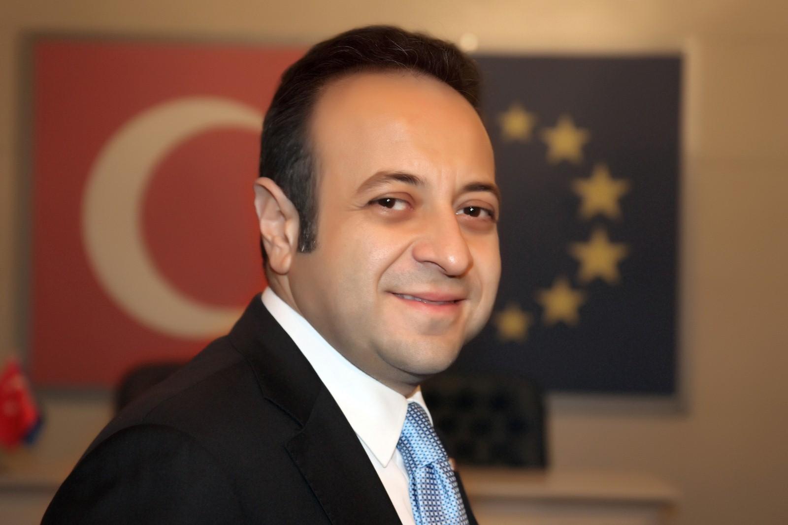 Egemen Bağış , eski bakan, milletvekili, siyasetçi tarihte bugün