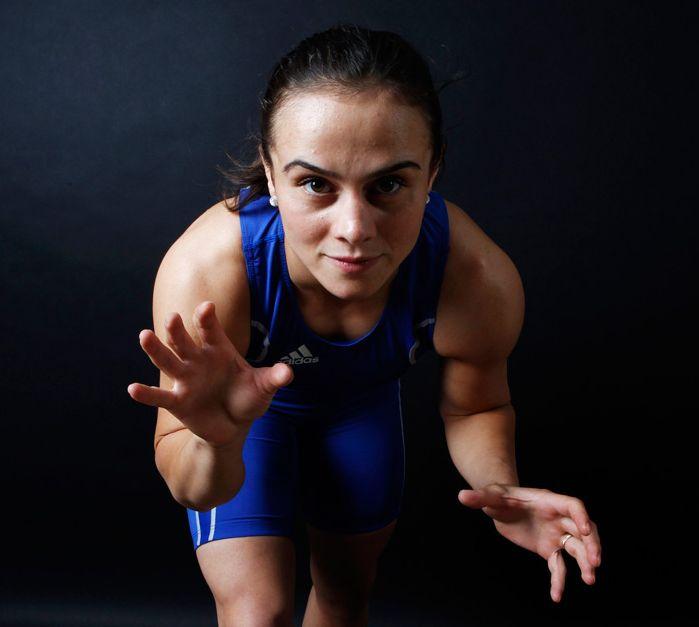 Elif Jale Yeşilırmak madalya kazanan ilk Türk kadın güreşçi