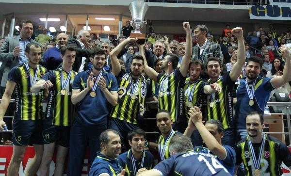 Fenerbahçe Erkek Voleybol CEV Challenge Kupası