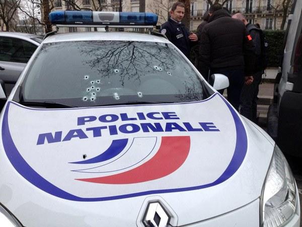 Fransa Paris dergiye saldırı