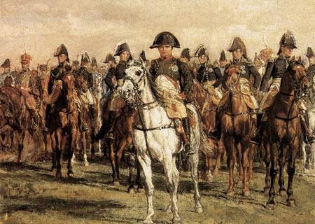 Napolyon Bonapart komutasındaki Fransız ordusu Viyana'ya girdi. tarihte bugün