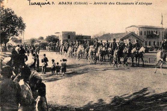 Fransızlar Akköprü ve Çiftehan isgal etti