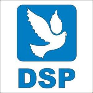 Genel seçimler DSP birinci parti