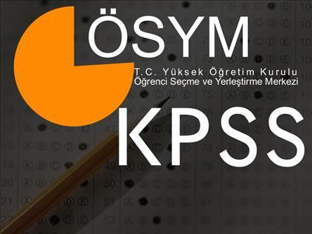 KPSS iptal edildi