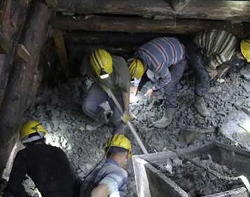 Karaman maden kazası