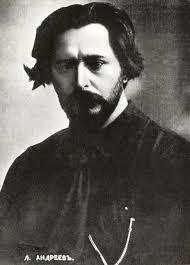 Leonid Andreyev Rus yazar  tarihte bugün