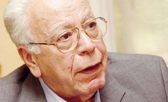 MİT eski Mensubu, gazeteci yazar profesör Mahir Kaynak hayatını kaybetti. tarihte bugün