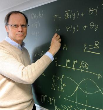 Nobel Ekonomi Ödülünün sahibi Jean Marcel Tirole
