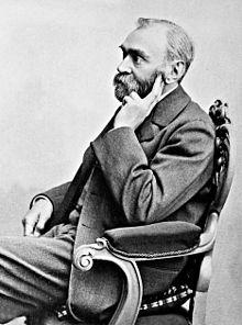 Nobel ödüllerini başlatan Alfred Nobel ölümü