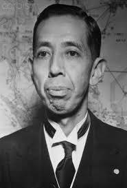 Nobusuke Kishi, Japon politikacı, bakanlık ve başbakanlık yapmıştır. tarihte bugün