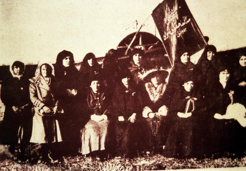 Osmanlı'da ilk feminist örgüt sayılabilecek Teali-i Nisvan kuruldu tarihte bugün