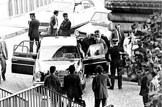 Paris büyükelçisi İsmail Erez öldürüldü