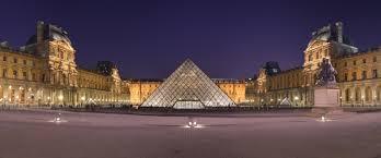 Paris'te Louvre Müzesi açıldı. tarihte bugün