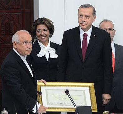 12. Cumhurbaşkanı Recep Tayyip Erdoğan  TBMM Genel Kurulu'nda yemin ederek görevine başladı. Devir teslim töreni ise Çankaya Köşkü'nde yapıldı. 11. Cumhurbaşkanı Abdullah Gül'ün görev süresi sona erdi. tarihte bugün