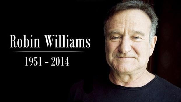 Ölü Ozanlar Derneği ve Can Dostum filmleri ile tanınan Oscar ödüllü ünlü oyuncu Robin Williams, Tiburon kentindeki evinde ölü bulundu. tarihte bugün