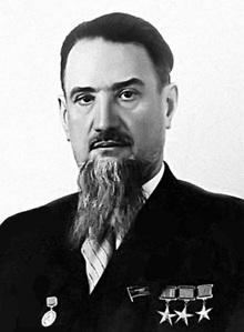 Rus Fizikçi Igor Kurchato ölümü