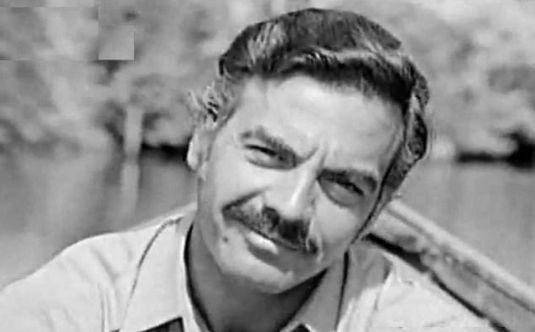 Sinema oyuncusu Ayhan Işık. 200'ü aşkın filmde başrol oynadı. Önemli filmleri arasında