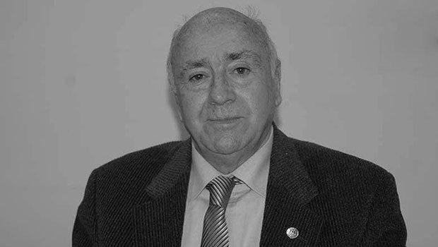 Türkiye Voleybol Federasyonu (TVF) Eski Başkanı Özcan Mutlugil tarihte bugün