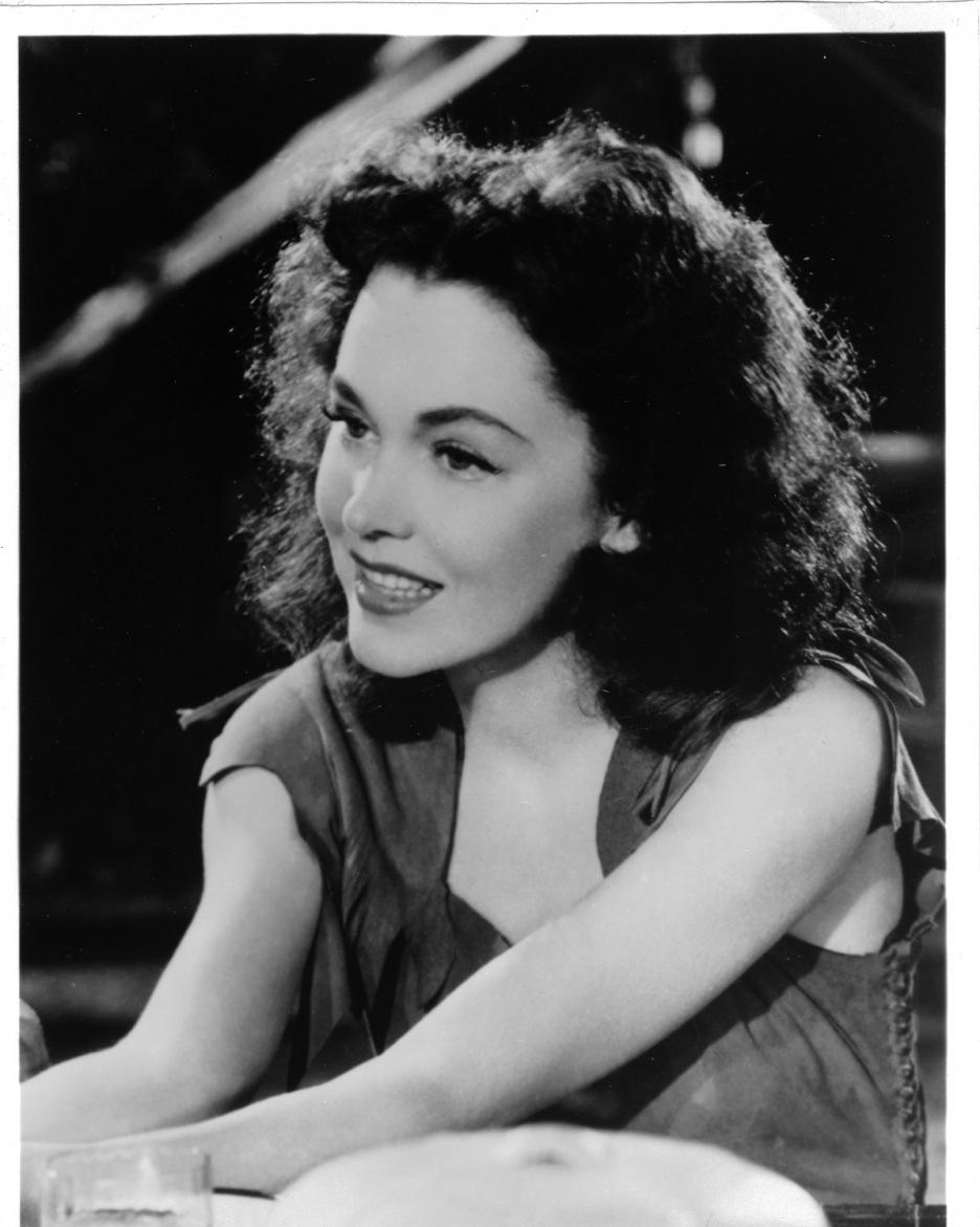 Tarzan filmlerinde Jane'I canlandırmasıyla ünlü İrlandalı kadın oyuncu Maureen
