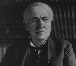 Thomas Edison doğum tarihi
