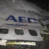Urallarda yolcu uçağı düştü