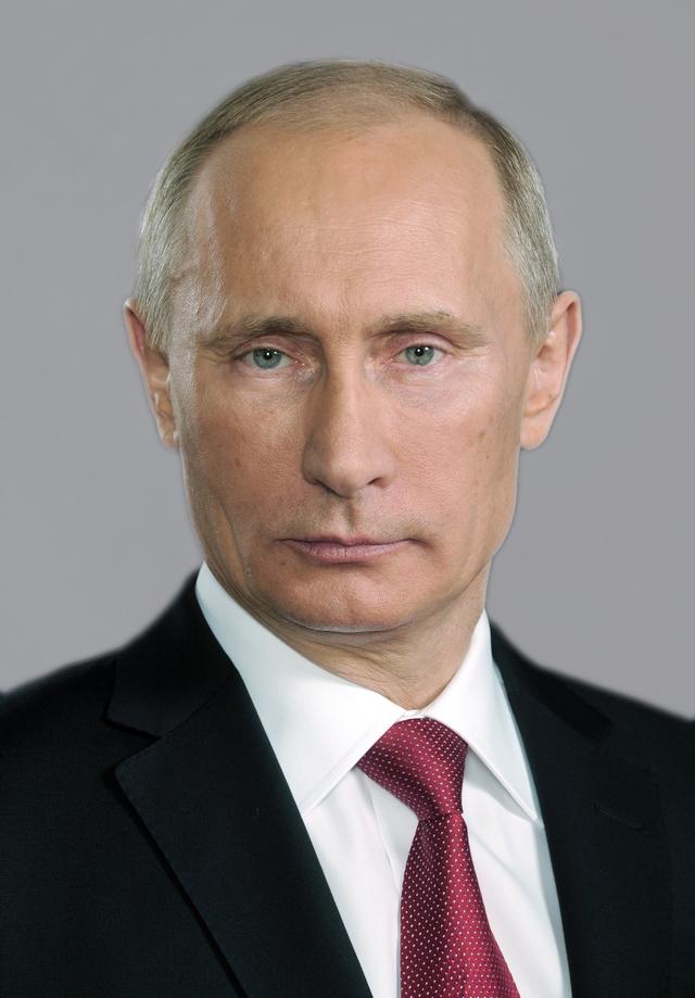Vladimir Putin üçüncü kez devlet baskanı