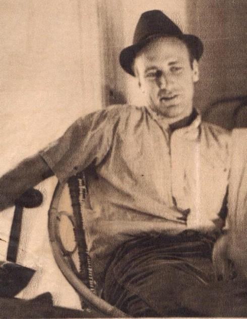 Ken Kesey, ABD' li yazar (d. 1935) tarihte bugün