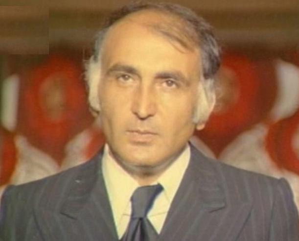 Yeşilçam yönetmenlerinden Tolgay Ziyal tarihte bugün