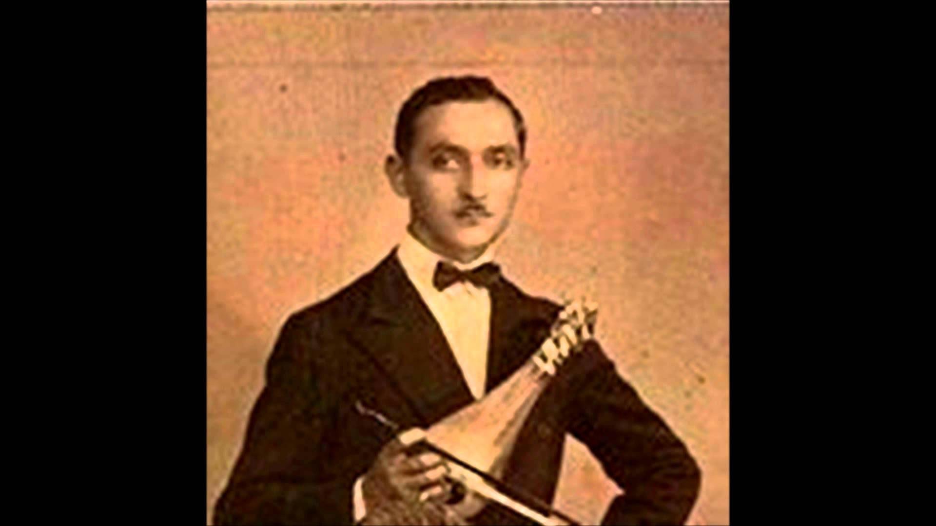 Cüneyd Orhon, Kemençe sanatçısı (DY-1926) tarihte bugün