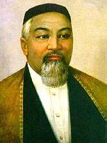 Abay Kunanbayoğlu, şair, besteci (DY-1845) tarihte bugün