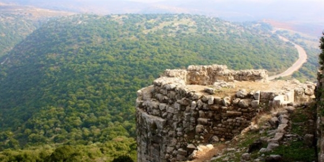 ABD, Golan Tepeleri için İsrail'in egemenliğini tanıdı. tarihte bugün