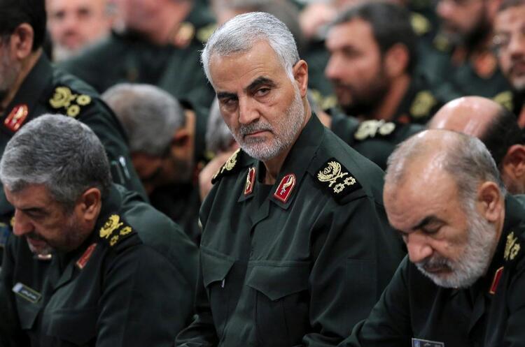 ABD Irakta İran Generali Öldürdü