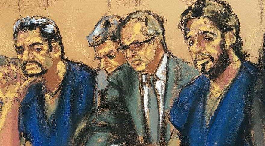 Reza Zarrab davası olarak bilinen dava başladı. Zarrab suçlamaları kabul etti, tanık olarak dinlenecek, Halkbank Eski Genel Müdür Yardımcısı Mehmet Hakan Atilla ise tek yargılanacak. tarihte bugün